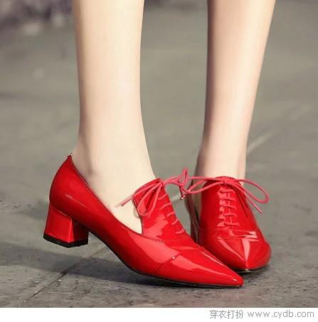 穿着好鞋上班去 时髦又舒服
